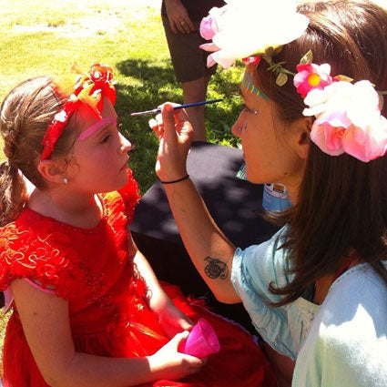 Image of Face Painting