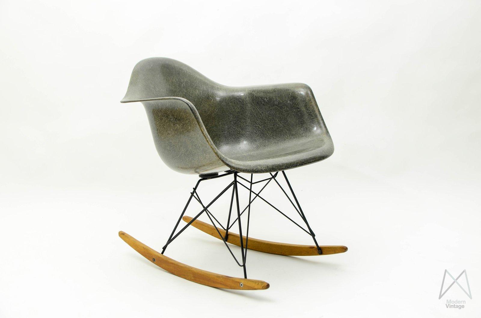 Modern Vintage Amsterdam Original Eames Furniture