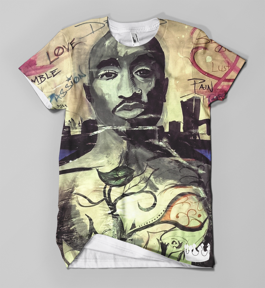 Image of Limited Edition Pac Evolution Tee