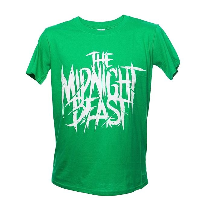 Image of TMB LOGO GREEN TEE