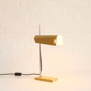 Image of Josef Hurka light with Box Shade