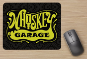Image of Mouse Pad - Old Tyme Logo
