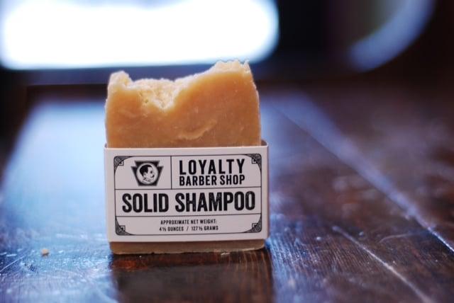 Image of Solid Shampoo
