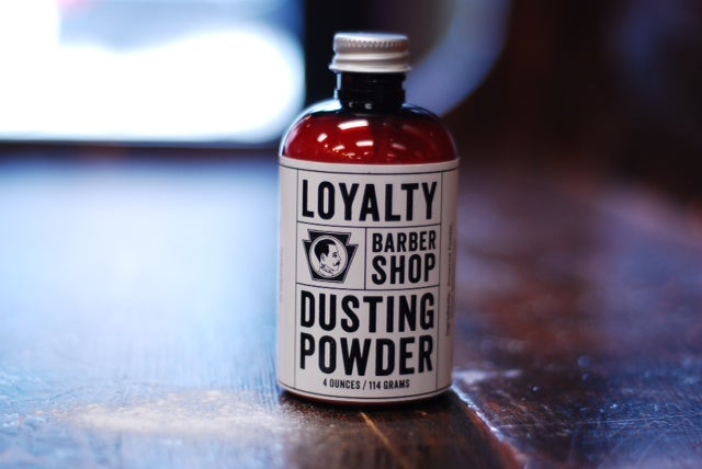 Image of Dusting Powder