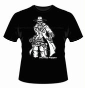 Image of Ghost Gunfighter Short Sleeve - Black