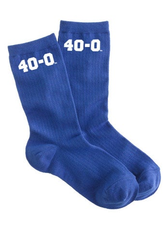 Image of 40-0 Socks