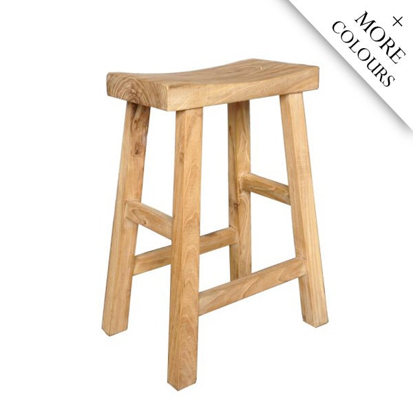 Image of Shanghai Elm Stool