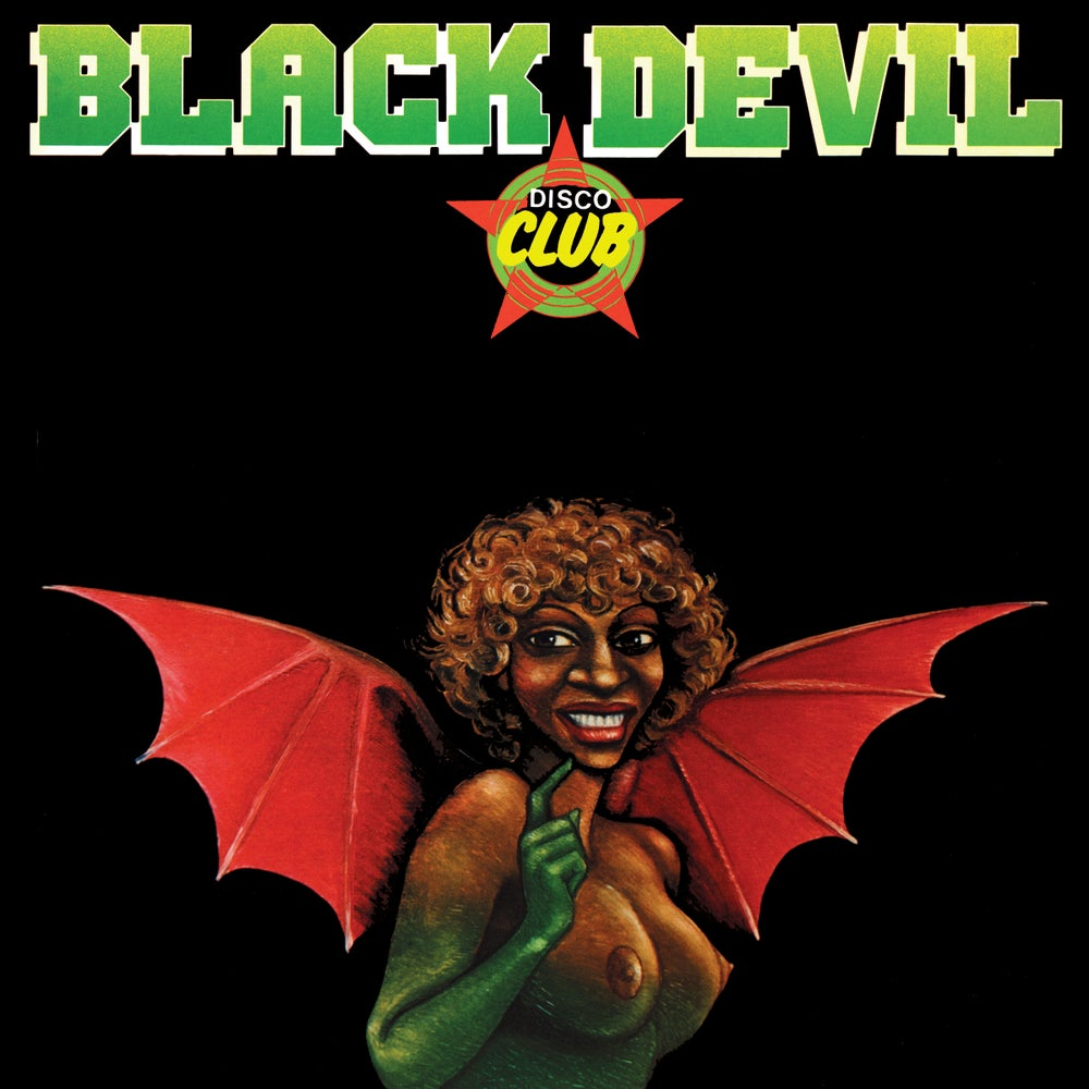 Image of BLACK DEVIL 'DISCO CLUB' (from 1978) (CD/VINYL)