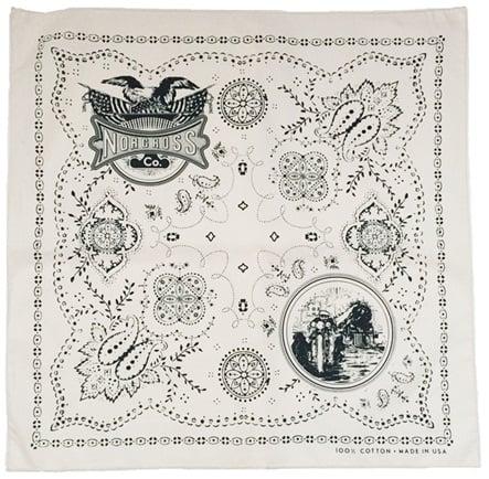Image of Norcross Co. 100% Cotton Bandana - Natural