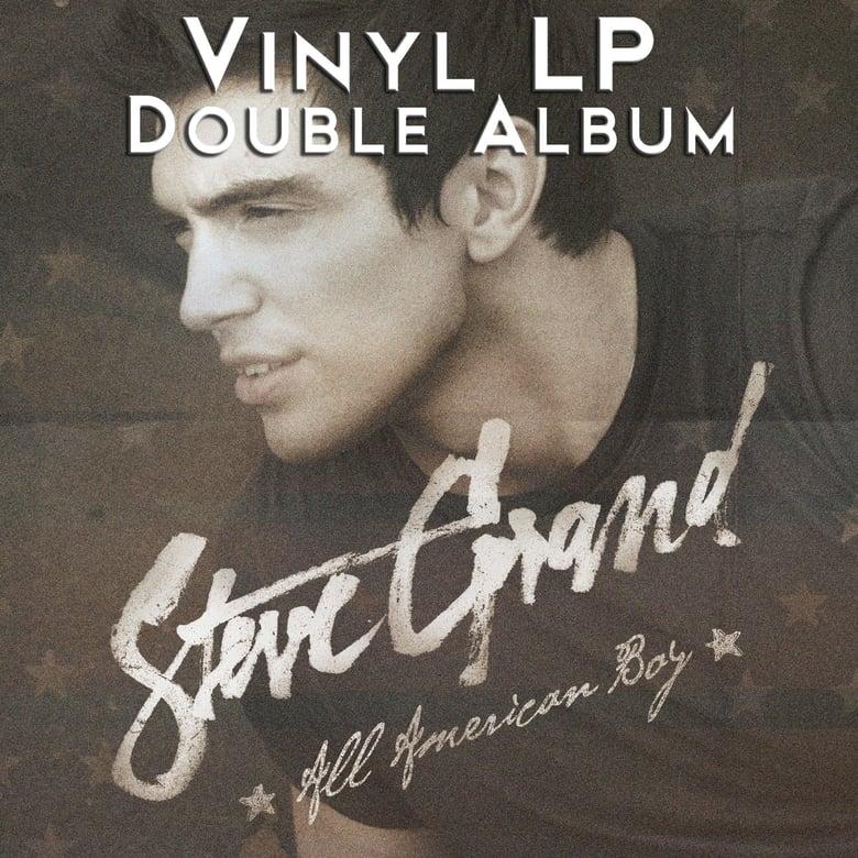 """Image of """"All American Boy"""" Album on Vinyl LP (Double Album)"""