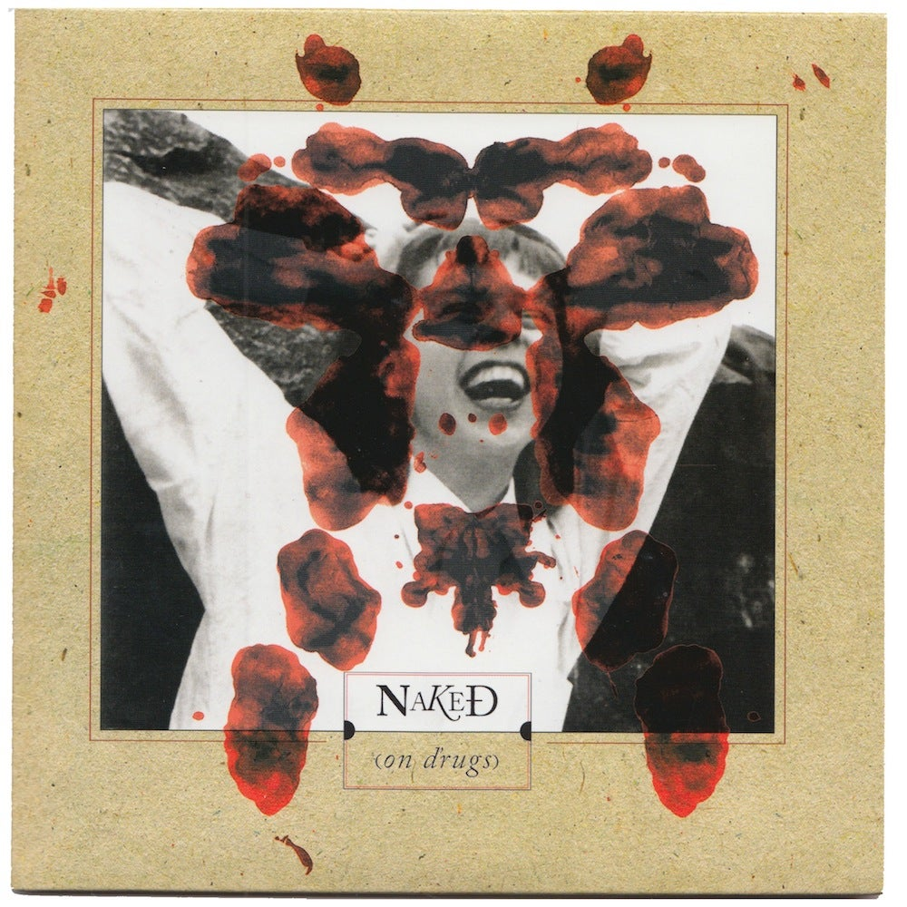 "Image of NAKED (on drugs) Debut 7"" - ""Lee Ann's Skin"""