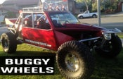 Image of Robby Gordon Race Beadlock Buggy Wheels