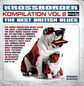 Image of Krossborder Kompilation Vol 2 – The Best British Blues