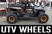 Image of Robby Gordon UTV Race Beadlock Wheel