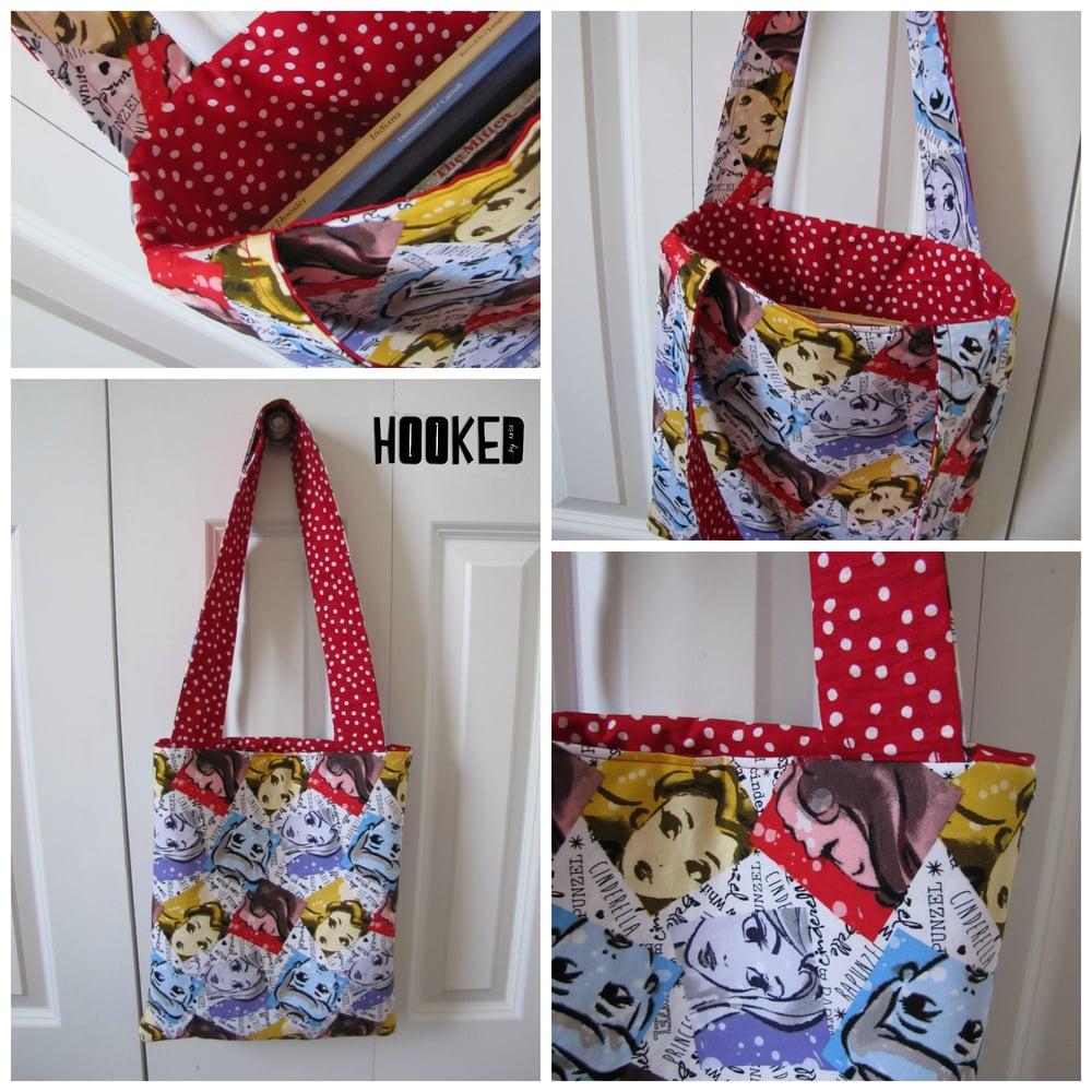 Image of Princess Library Tote Bag