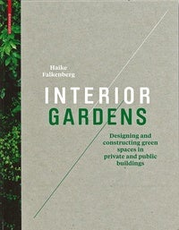 Image of Interior Gardens - Hard cover