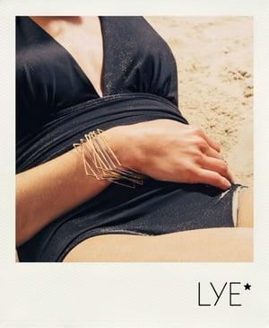 Image of 5 bracelets Carrés