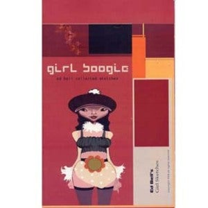 Image of Girl Boogie by Ed Bell