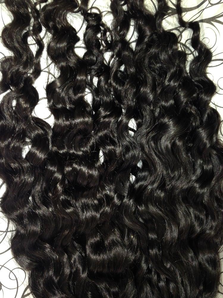 Image of 100% Grade 8A Premium Brazilian Big Curly