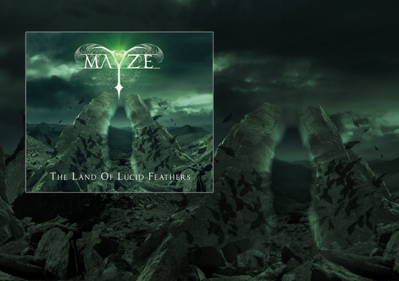 Image of CD - The Land Of Lucid Feathers