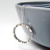 Image of Personalised Mummy Necklace