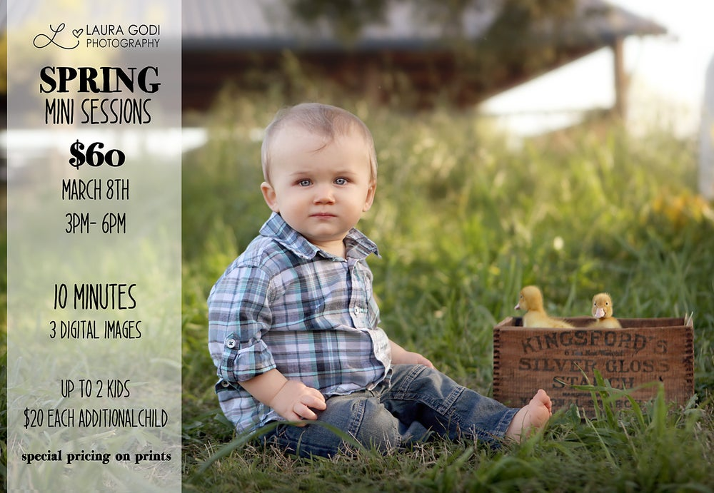 Image of Spring Mini Session