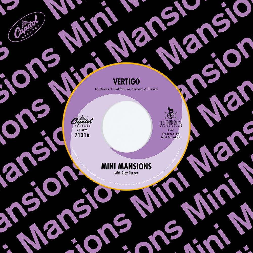 Image of Mini Mansions Vertigo 7""