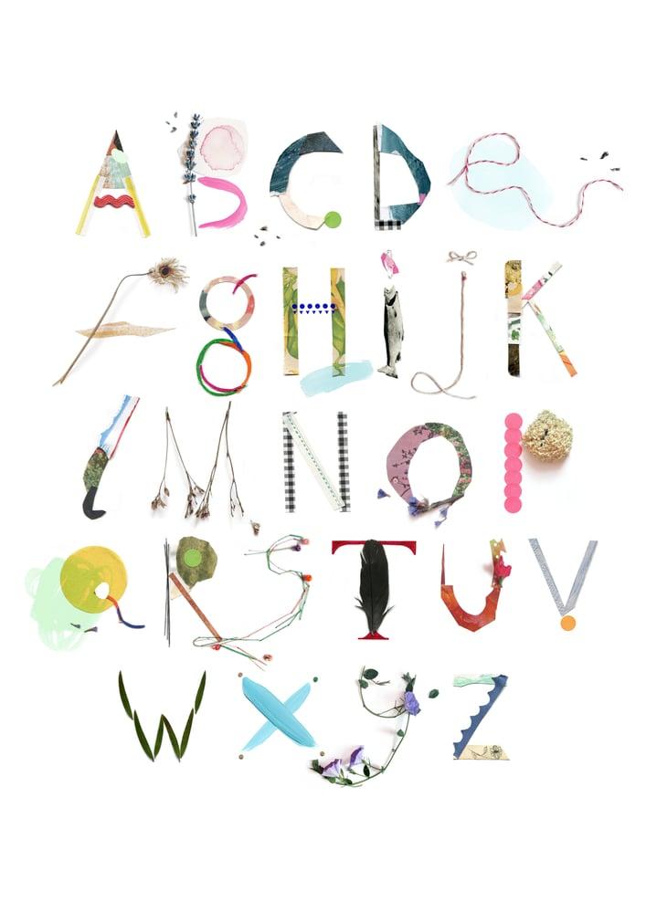 Image of Alfalfabet