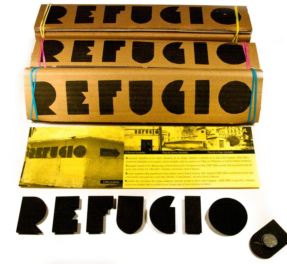 Image of REFUGIO IMANES/MAGNETS