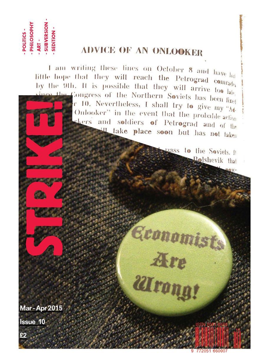 Image of STRIKE! Issue 10 MAR-APR 2015