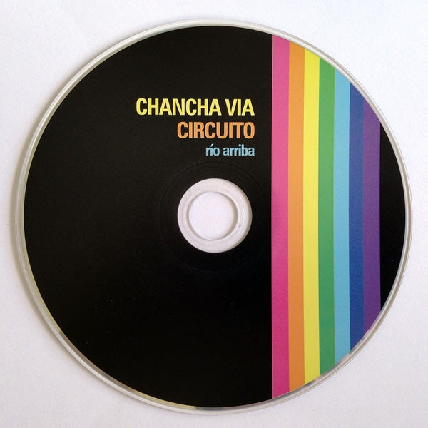 chancha via circuito rio arriba cd zzk records merch