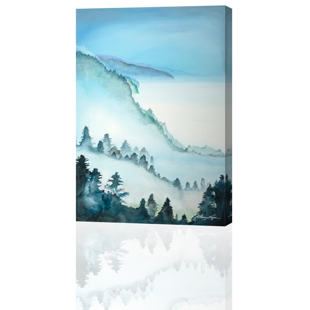 Image of Big Sur Mist Giclee Print