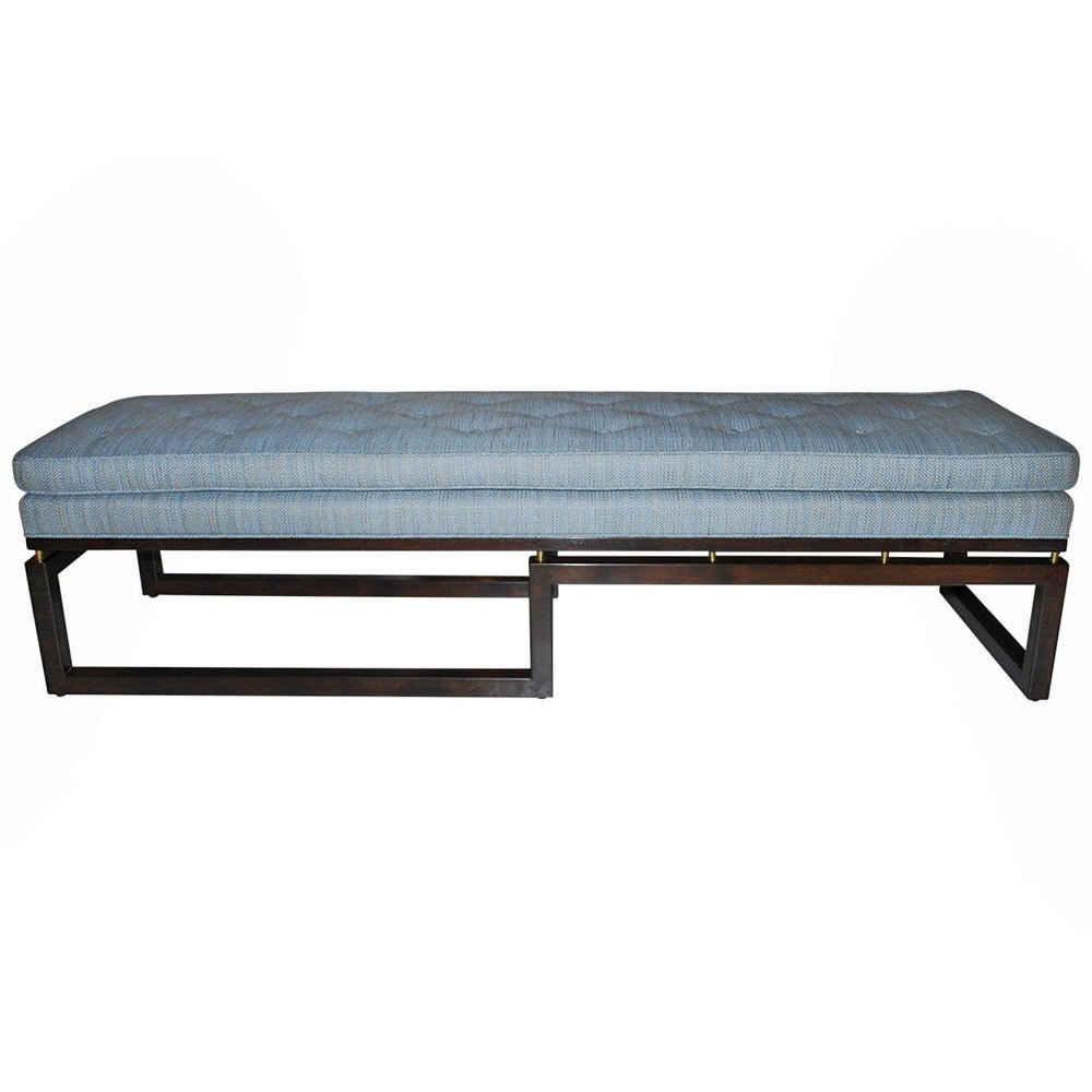 Image of Sculptural Mid Century Bench