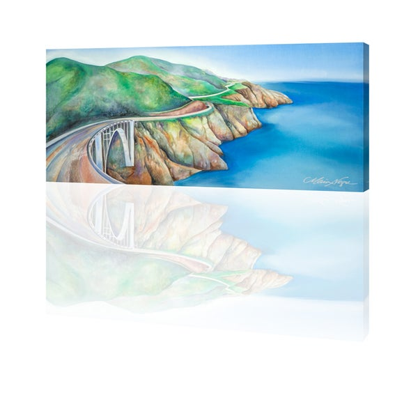 Image of Bixby Bridge Giclee Print