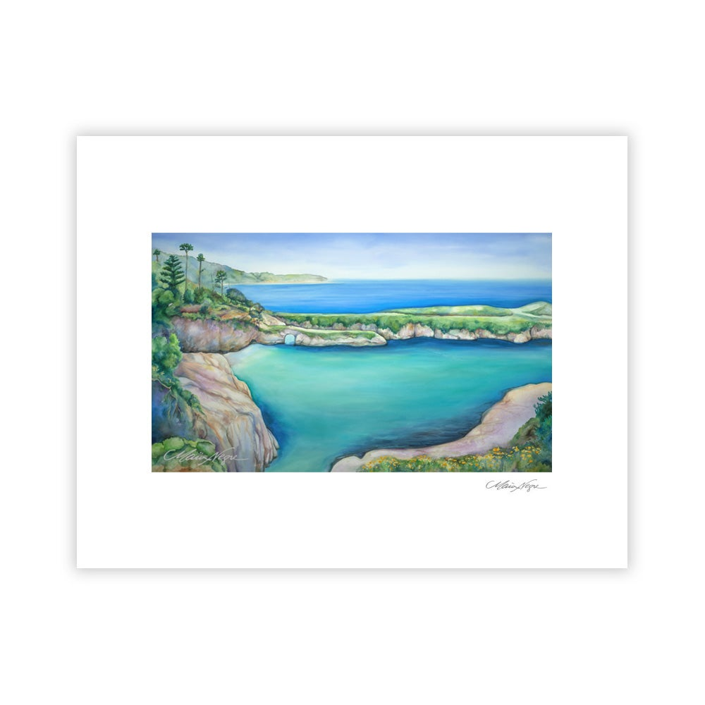 Image of Point Lobos, Archival Paper Print