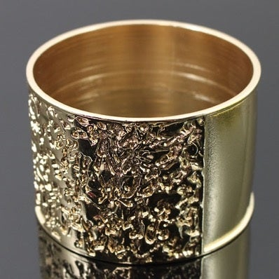 Image of Textured Metal bangle