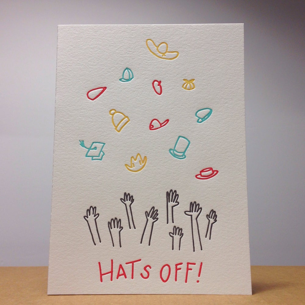 Image of Hat's Off!