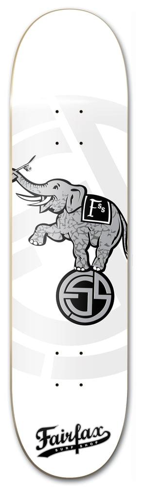 Image of FSS White Elephant Deck