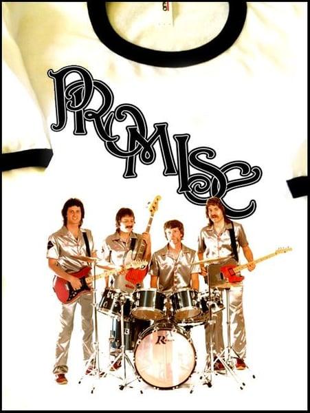 Image of PROMISE Custom RINGER T-Shirt