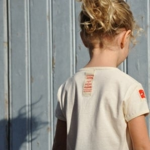 Image of Samarreta CotoRoig nen en cru/Camiseta CotoRoig niño en crudo