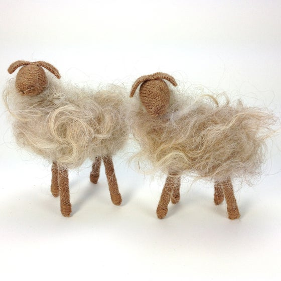 Image of Breed Specific Sheep - Navajo Churro - Custom Order