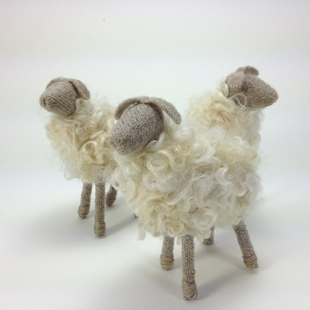 Image of Breed Specific Sheep -Teeswater - Custom Order