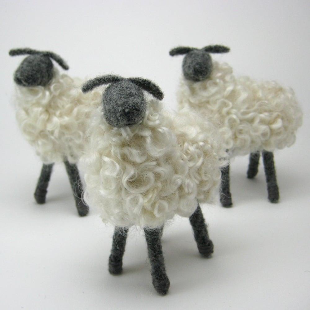 Image of Breed Specific Sheep - Wensleydale - Custom Order