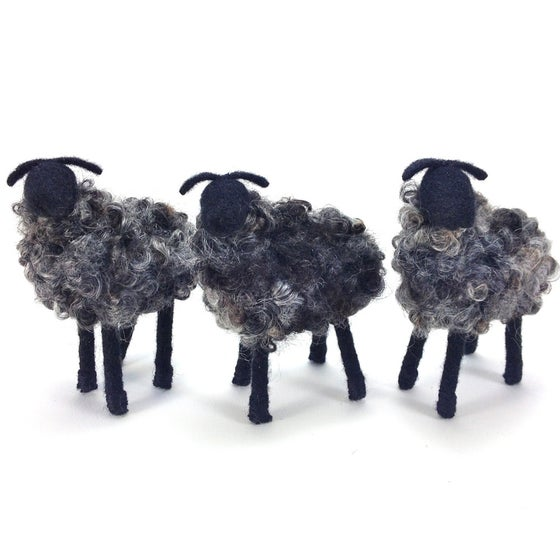Image of Breed Specific Sheep - Gray Gotland - Custom Order