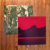 Image of CROWHURST S/T + AGHOREE & MEMORY-LOSS LP BUNDLE + FREE SHIRT