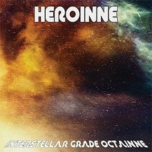 Image of Heroinne - Interstellar Grade Octainne CD