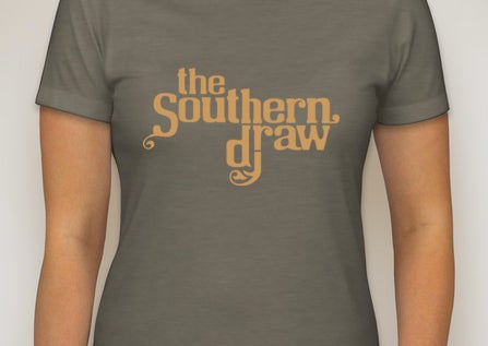 Image of Women's Southern Draw t-shirt