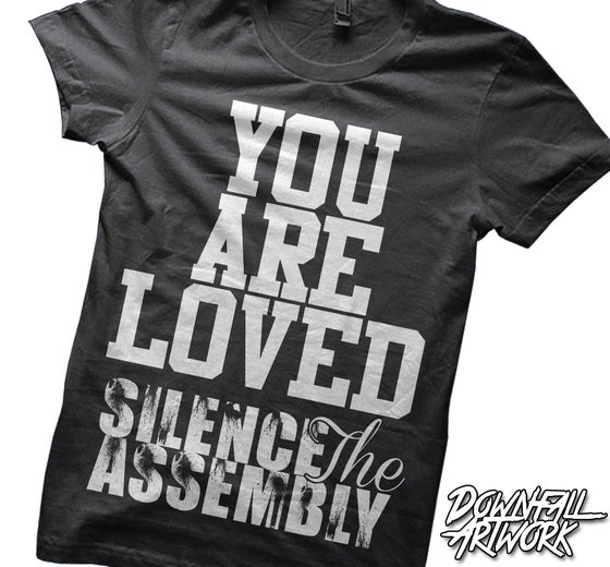 """Image of """"You Are Loved"""" Shirt"""