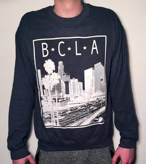 Image of BCLA Sweater - grey