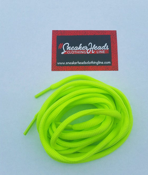 Image of Exclusive Oval Laces (various colors)